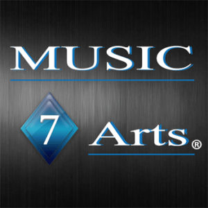 Music 7 Arts is a Registered Trademark